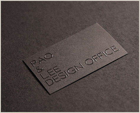Unique Business Cards Raised Embossed Logo 25 Embossed Business Cards For Print Design Inspiration