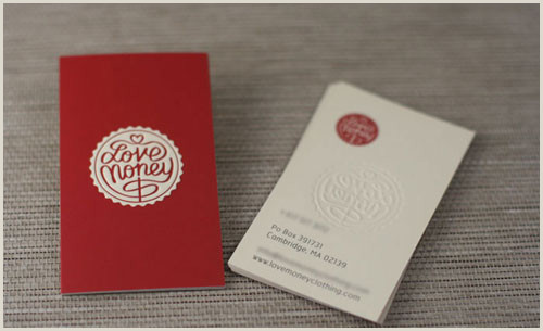Unique Business Cards Raised Embossed Logo 40 Embossed Business Cards With Classy Look And Feel