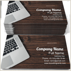 Unique Business Cards Tokens ✅ 91 Web Service Business Card Examples