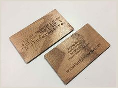 Unique Business Cards Wood Plasctic 70 Wood Business Cards Ideas In 2020
