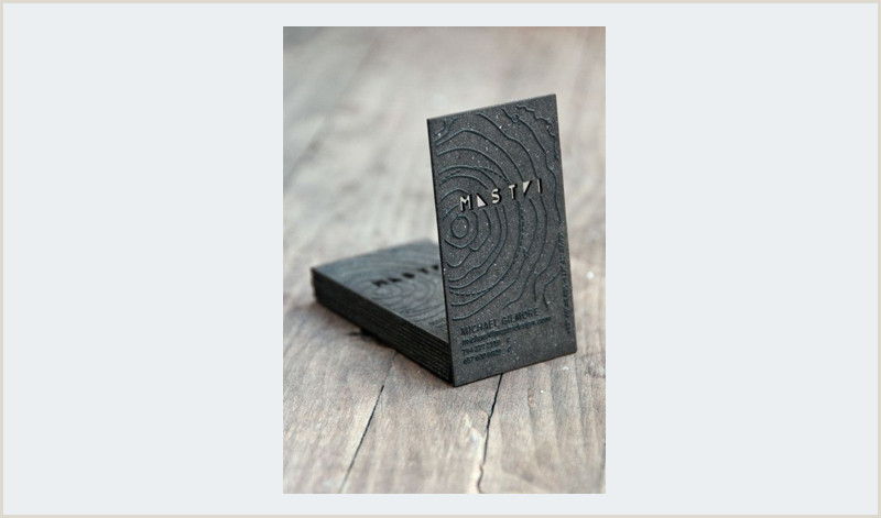 Unique Business Cards Wood Plasctic Business Card Design Inspiration 60 Eye Catching Examples