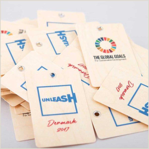 Unique Business Cards Wood Plasctic Wood Business Card