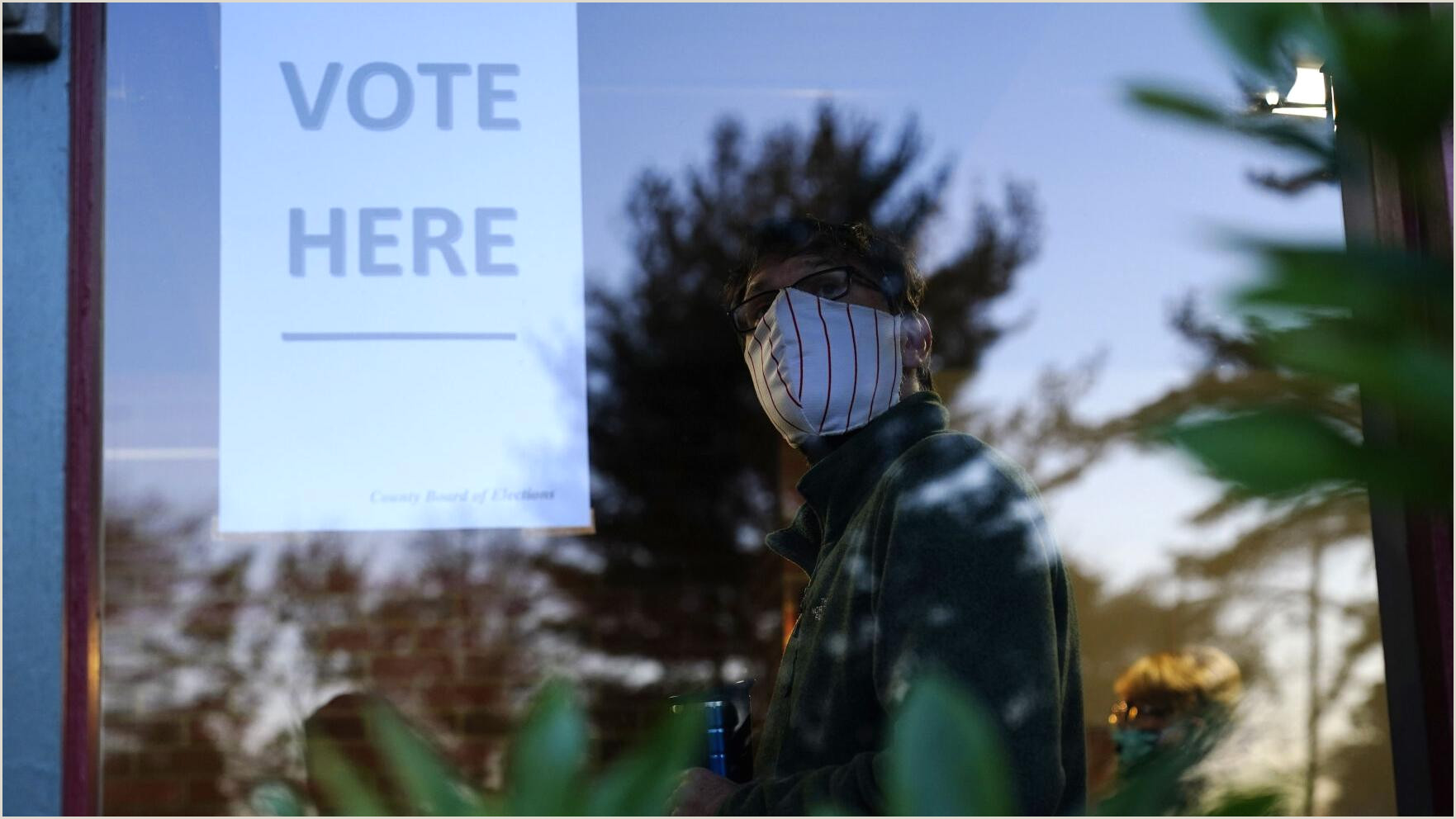 Unique Business Greeting Cards Lots Of Voters Few Big Glitches As Pennsylvanians Hit Polls