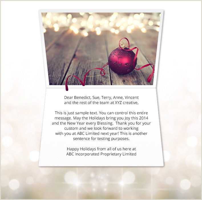 Unique Business Holiday Greeting Cards Holiday Ecards For Business & Corporate