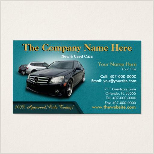 Unique Car Dealership Business Cards Auto Dealership Sales Auto Sales Double Sided Business