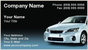 Unique Car Dealership Business Cards Car Sales Business Cards