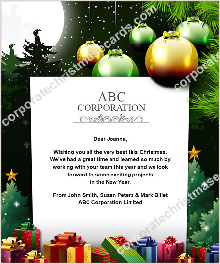 Unique Christian Christmas Cards For Business Corporate Christmas Ecards Corporate Ecards Christmas