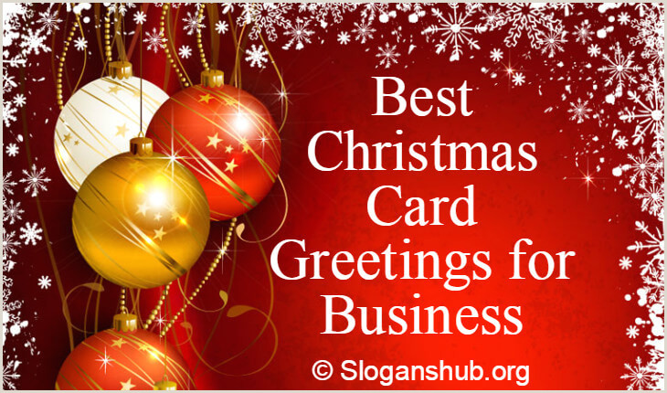 Unique Christmas Cards For Business 50 Best Christmas Card Greetings For Business
