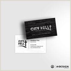 Unique Church Business Cards 10 Church Business Card Ideas