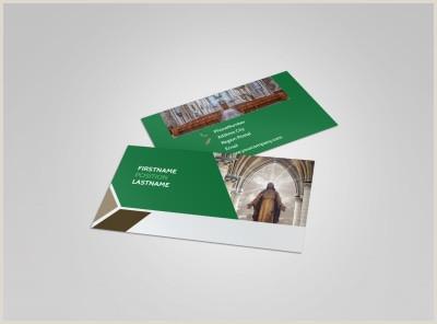 Unique Church Business Cards Church Business Card Templates