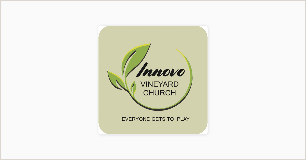 Unique Church Business Cards Innovo Vineyard Church On Apple Podcasts
