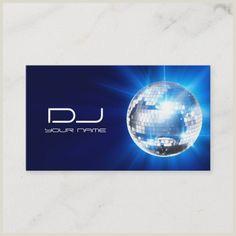 Unique Dj Business Cards 500 Dj Business Cards Ideas In 2020
