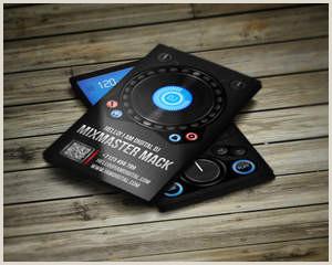 Unique Dj Business Cards Creative & Unique Dj Business Cards By Vinyljunkie On Envato