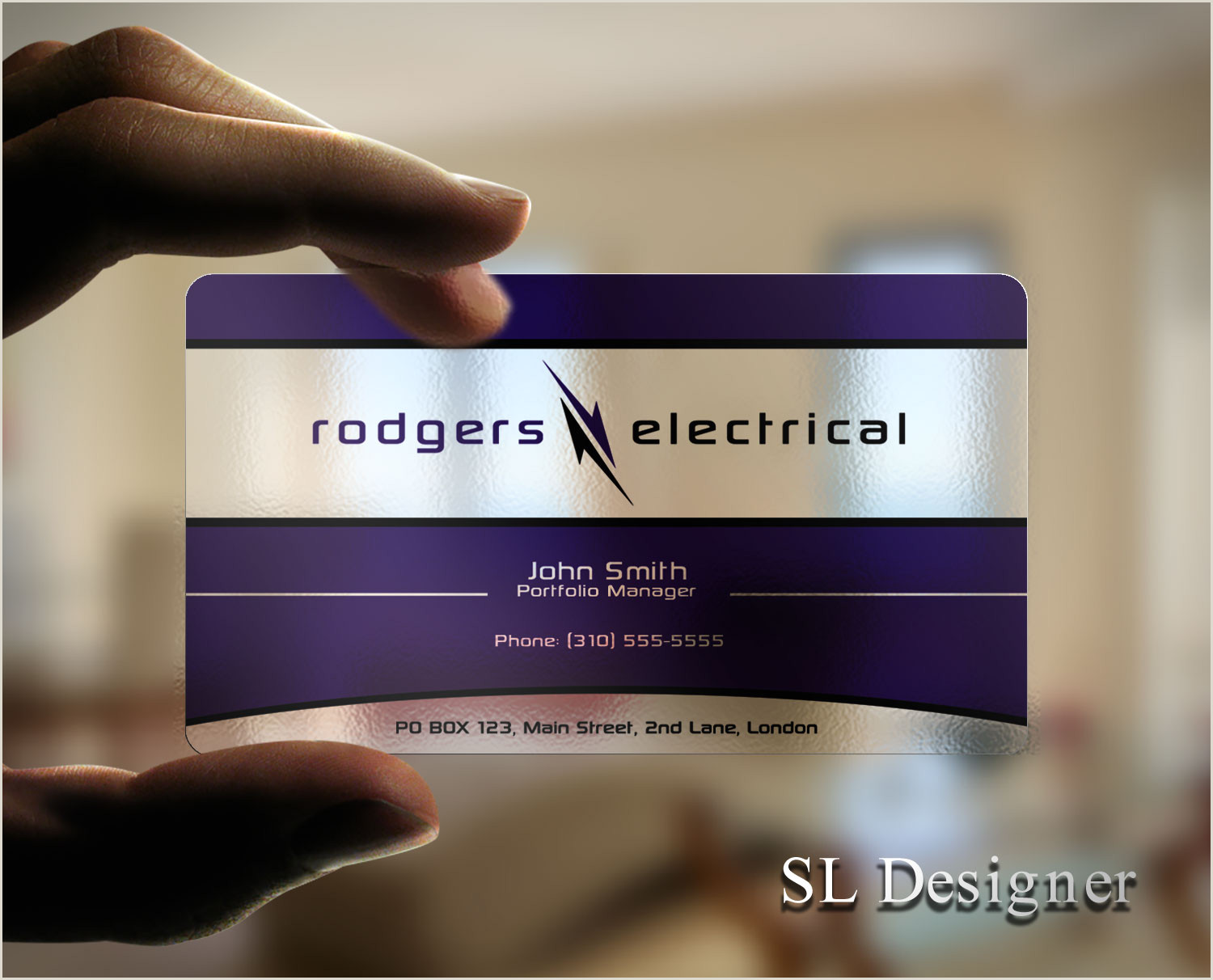 Unique Electrician Business Cards Top 25 Electrician Business Cards From Around The Web