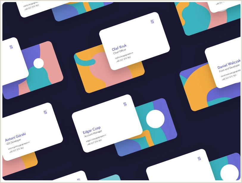 Unique Freelance Services Business Cards 14 Real Freelance Business Cards To Inspire You And How To