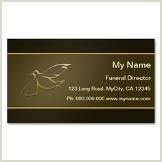 Unique Funeral Home Business Cards 100 Funeral Business Cards Ideas In 2020