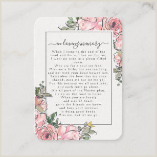 Unique Funeral Home Business Cards Funeral Home Business Cards Business Card Printing