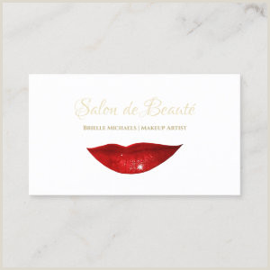 Unique Girly Business Cards With No Eriting Girly Business Cards