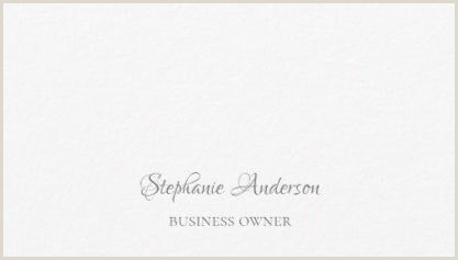 Unique Girly Business Cards With No Eriting Simple And Stylish Business Cards Page 1 Girly Business