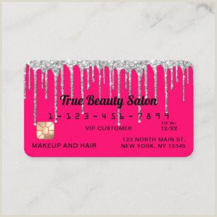 Unique Hair Salon Business Cards Unique Hairstylist Business Cards Business Card Printing
