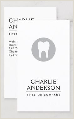 Unique Haircut Templates For Business Cards Front Ans Back 40 Best Dental Business Cards Images