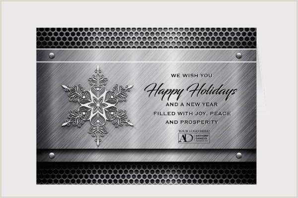 Unique Holiday Business Greeting Cards 6 Business Holiday Cards Psd Eps