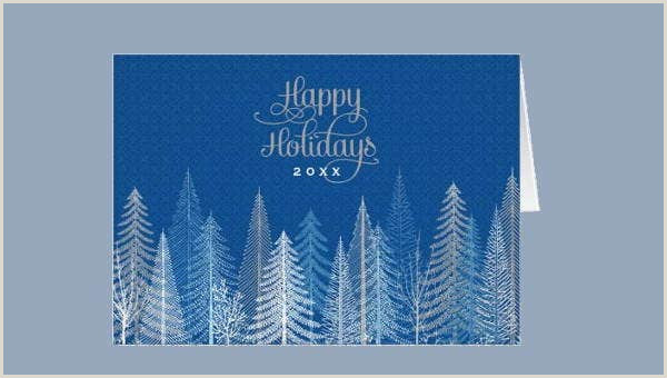 Unique Holiday Cards Business 6 Business Holiday Cards Psd Eps