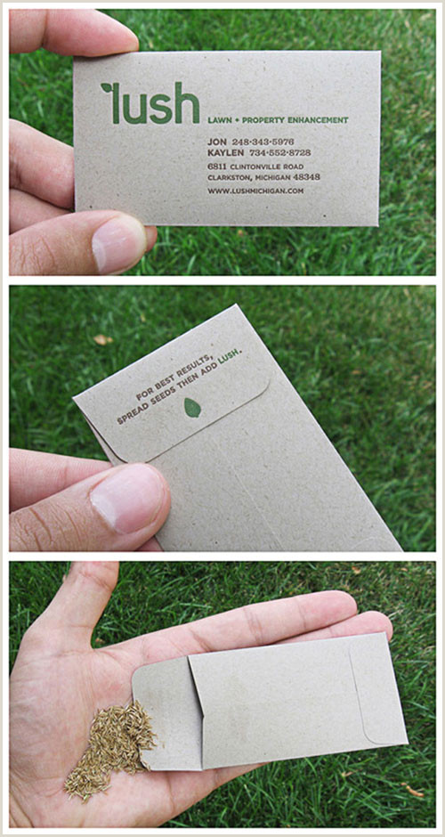Unique Interactive Business Cards 100 Really Creative Business Cards