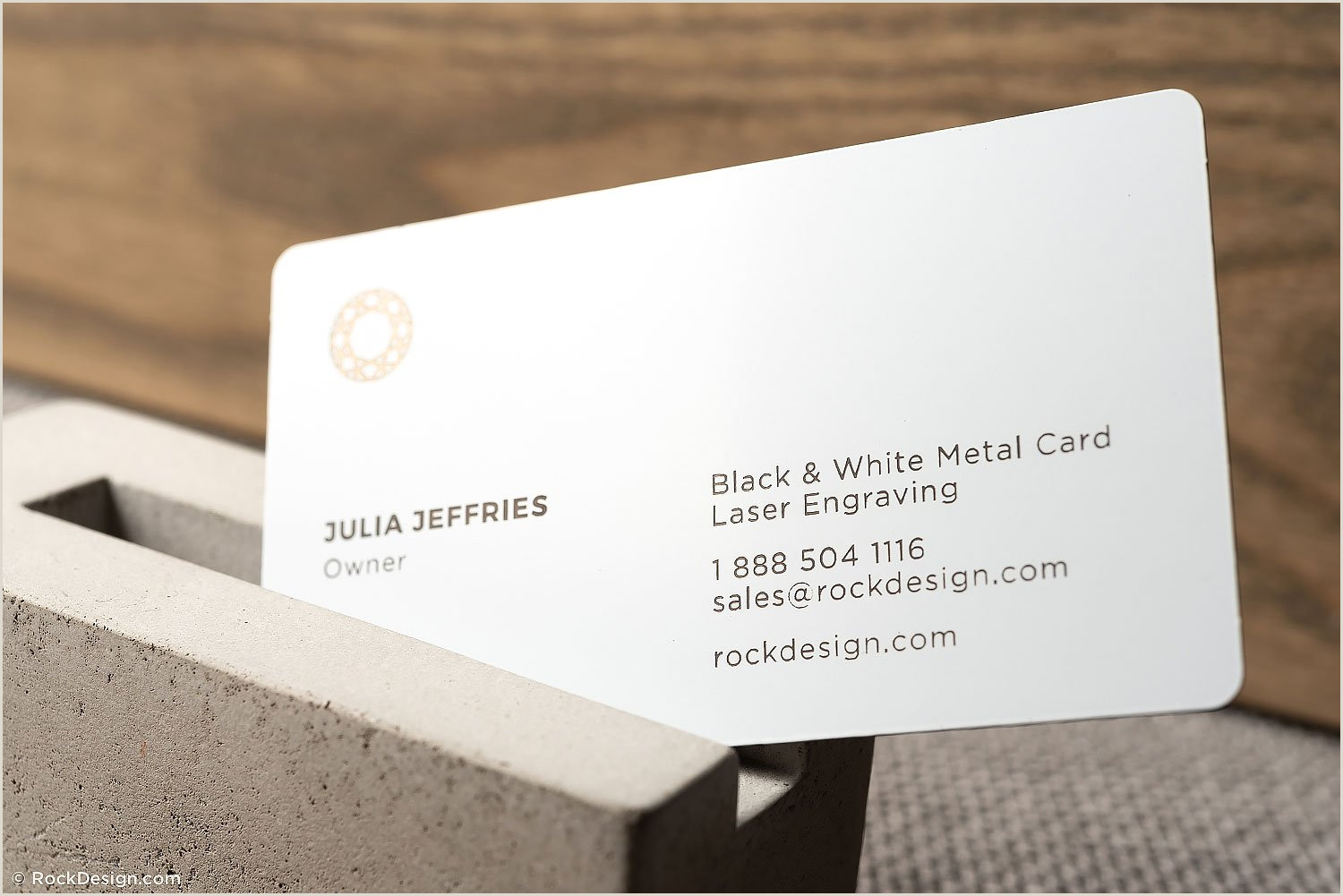 Unique Jewelry Business Cards Awesome Jeweler Quick Metal Business Card With Laser