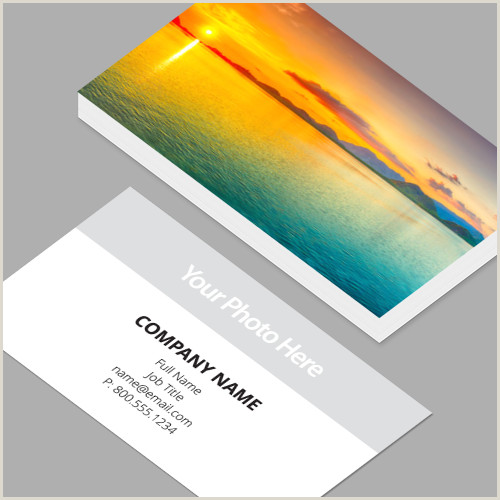 Unique Landscaping Business Cards 48hourprint