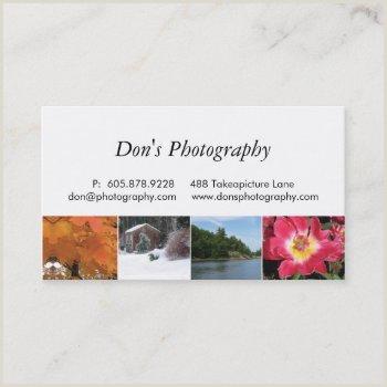 Unique Landscaping Business Cards Unique Landscapes Business Cards