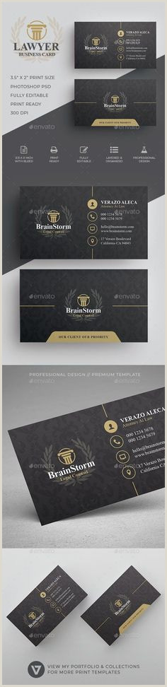Unique Law Firm Business Cards 20 Business Cards Lawyers Ideas In 2020