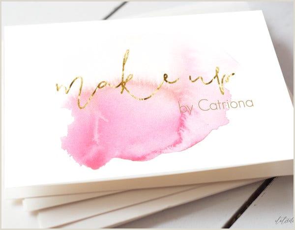 Unique Makeup Artist Business Cards 15 Makeup Artist Business Cards In Psd Vector Eps Ai