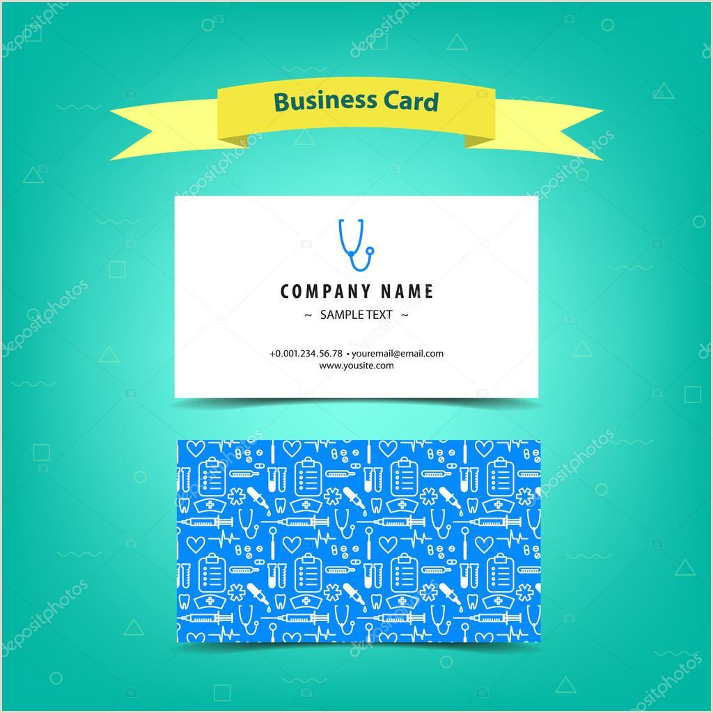 Unique Medi Spa Business Cards Medical Business Card