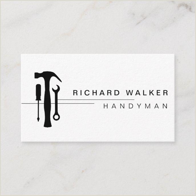 Unique Name Logos For Handyman Business Cards Clean Premium WordPress Themes Wp Elegant