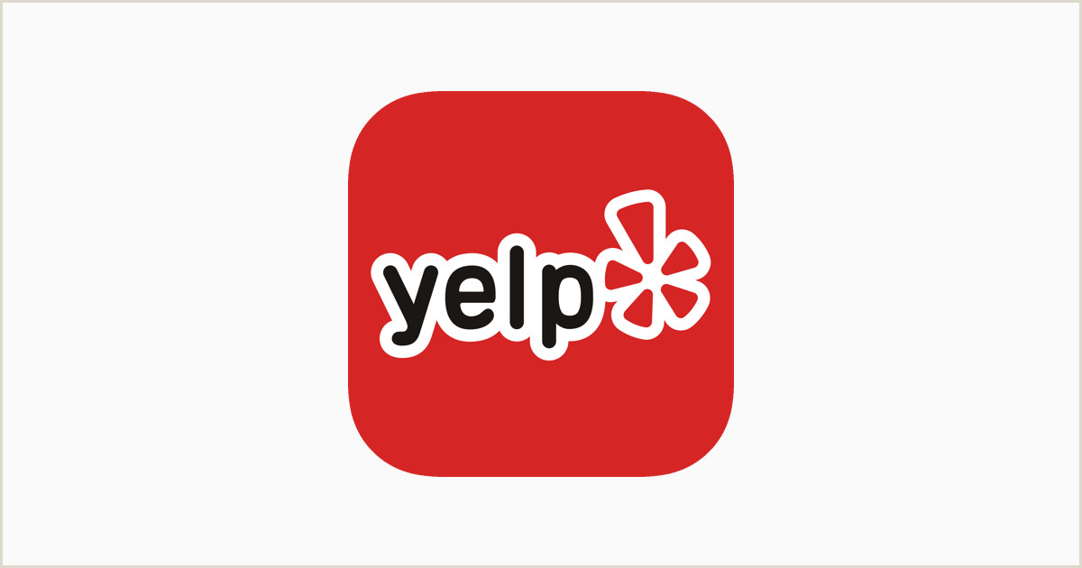 Unique Name Logos For Handyman Business Cards Yelp Food Delivery & Services On The App Store