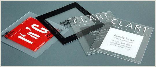 Unique Opaque Business Cards 40 Creative Examples Transparent Business Cards