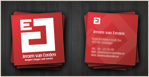 Unique Oversized Square High Quality Business Cards 50 Square Business Cards Design