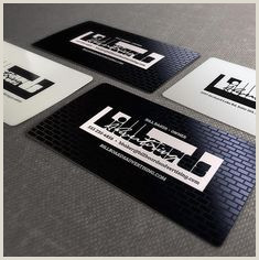 Unique Oversized Square High Quality Business Cards 500 Best Business Card Gallery Images