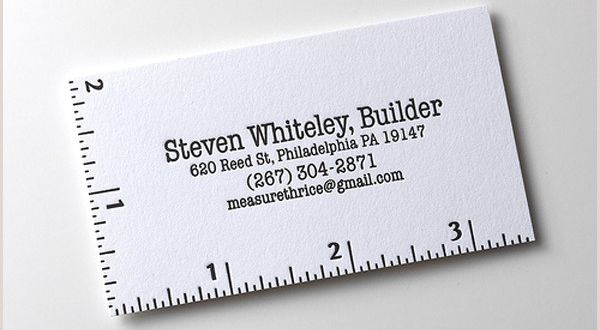 Unique Professional Business Cards 40 Stunningly Professional Business Cards