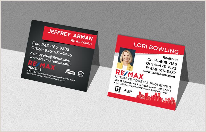 Unique Remax Business Cards Re Max Business Cards