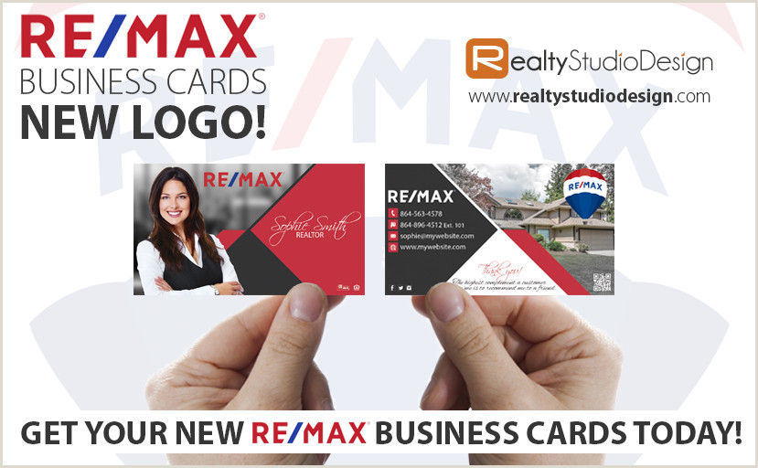 Unique Remax Business Cards Remax Business Cards New Logo