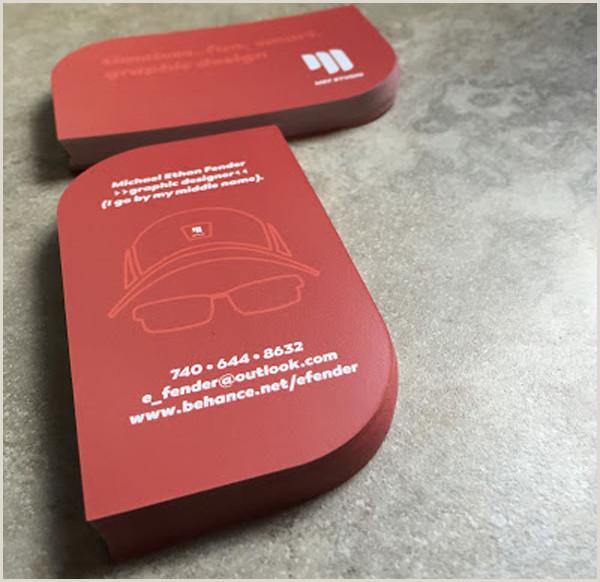 Unique Shape Business Cards 20 Creative Custom Shaped Business Card Ideas – Gotprint Blog