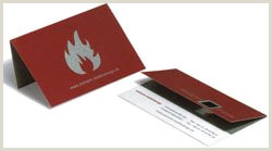 Unique Shaped Business Cards With Fold Unique Fold Over Business Cards For Your Small Business