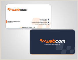 Unique Software Company Business Cards Design Some Business Cards For A Software Pany