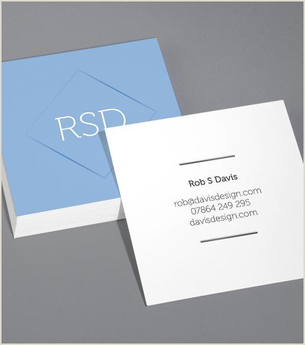 Unique Sticker Business Cards Special Finish Design Templates