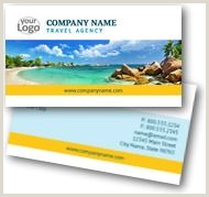 Unique Travel Business Cards 60 Travel Business Cards Ideas