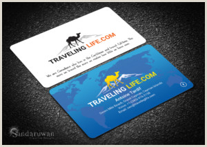 Unique Travel Business Cards Travel Business Cards