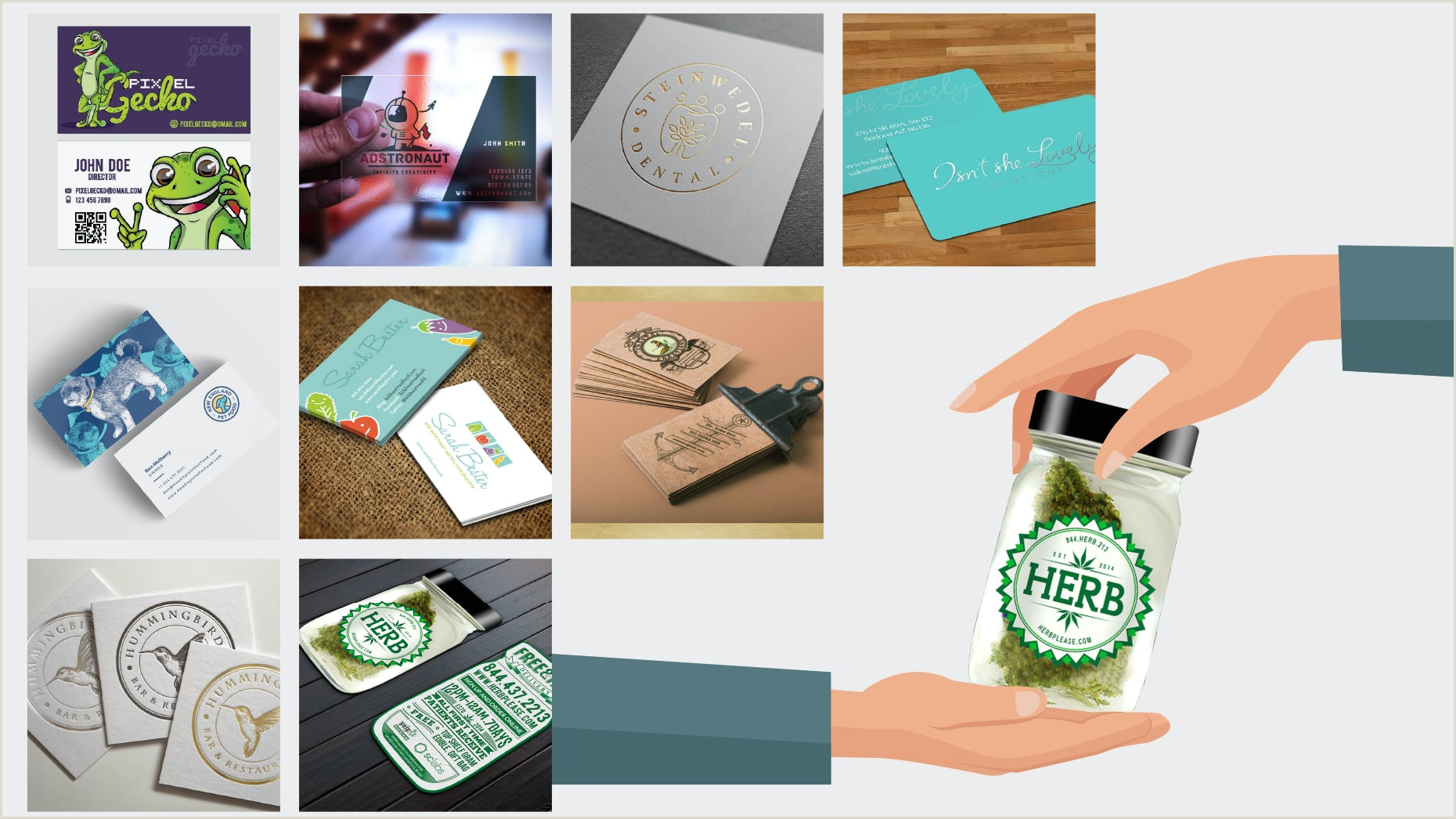 Unique Ways To Carry Business Cards 38 Unique Business Cards That Will Make You Stand Out