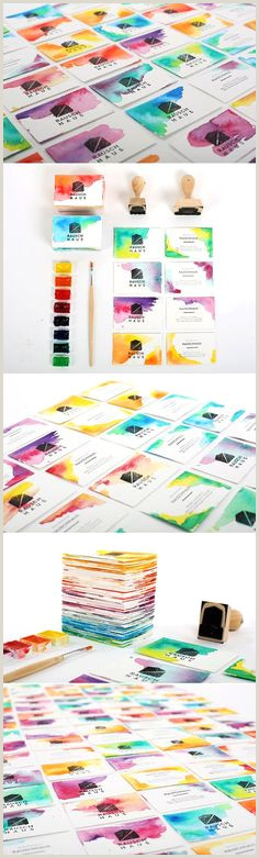 Unique Ways To Carry Business Cards 70 Square Business Cards Ideas